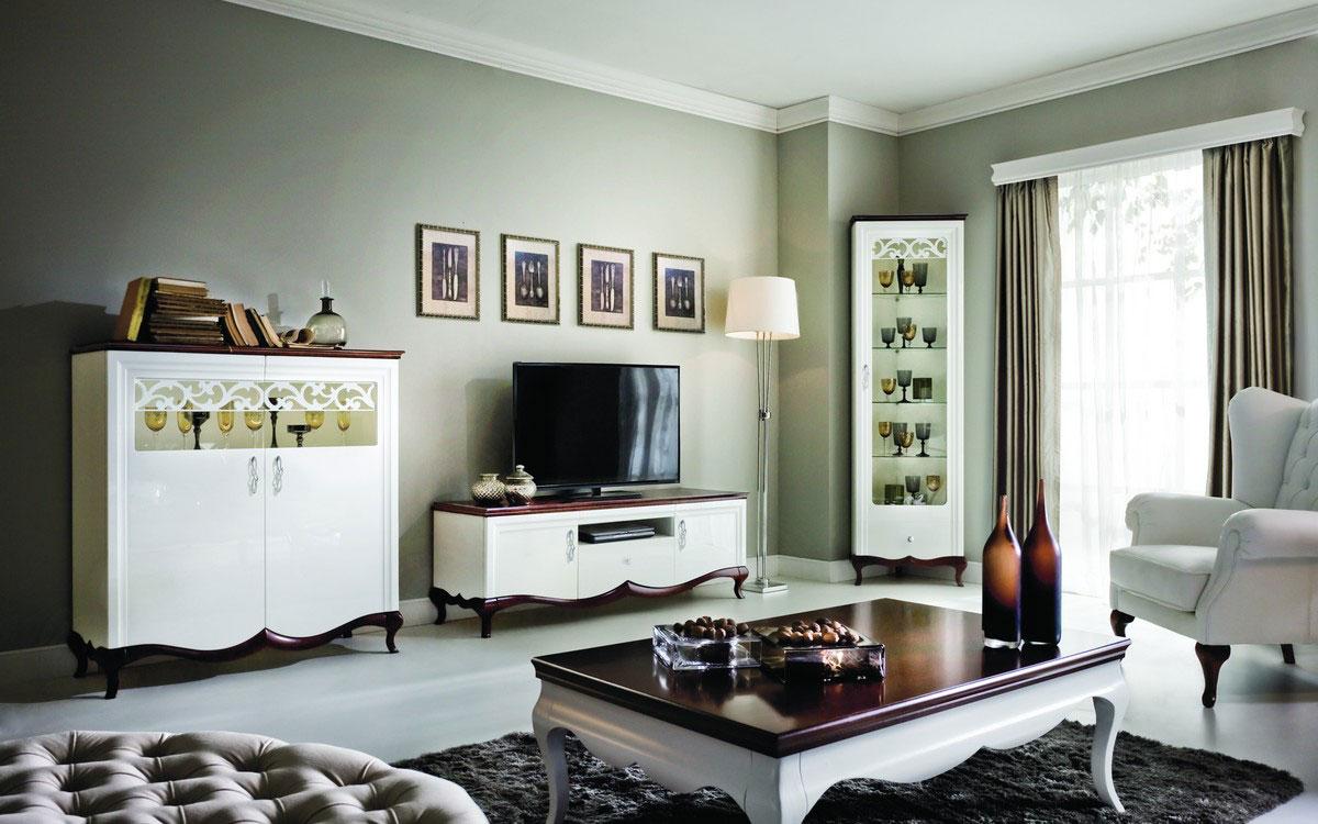 Польская мебель Milano гостиная Milano ARANŻACJA SALON 1