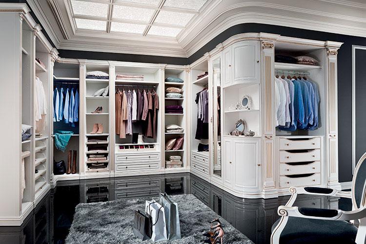Польские гардеробные системы Верона. Итальянское качество