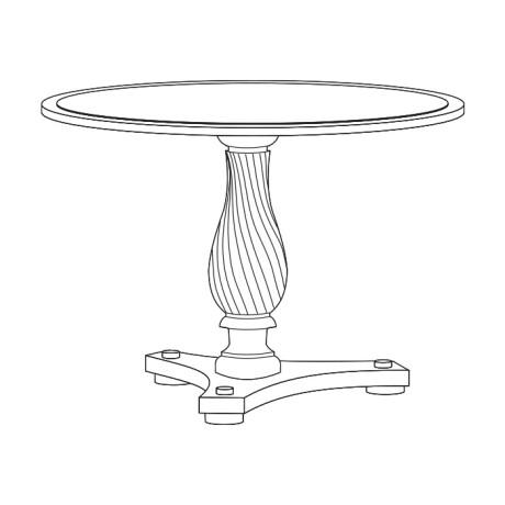 Prato ZB-4 stolik
