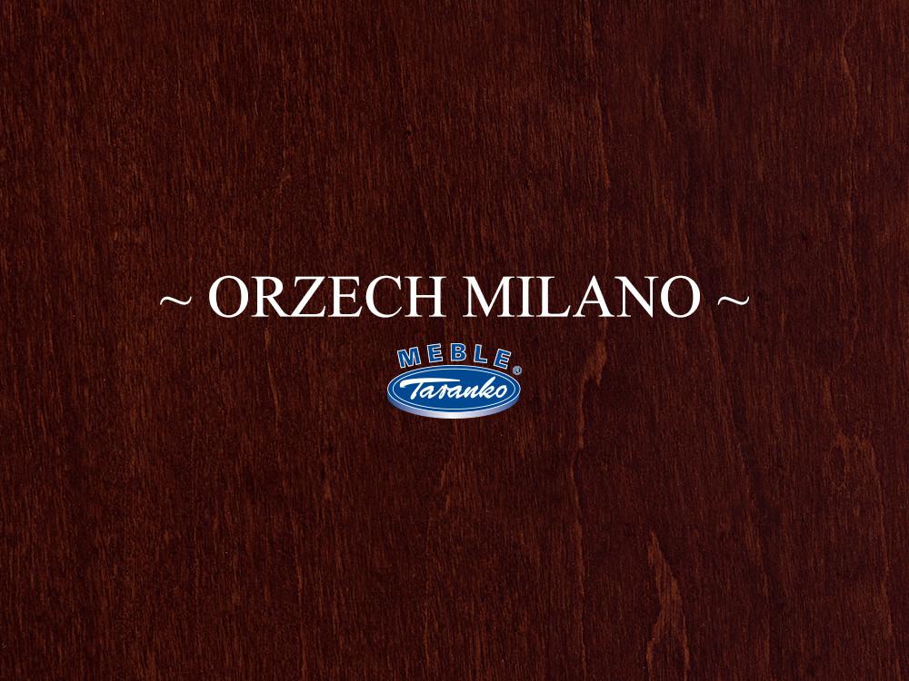 kolor orzech milano