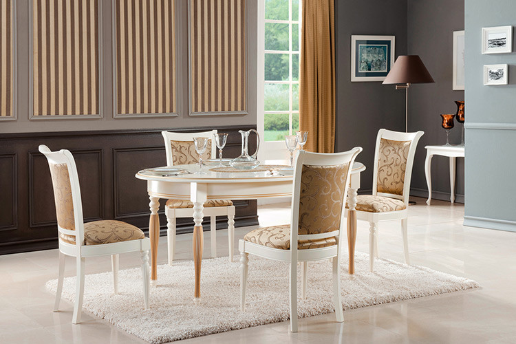 Польская мебель Дополнительная мебель T-stol elipsa 2