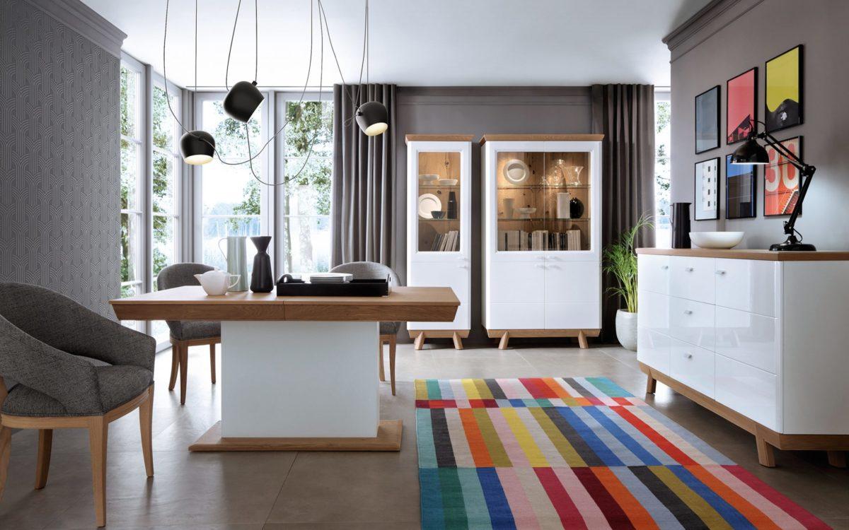Польская мебель Aspen столовая Aspen_jadalnia