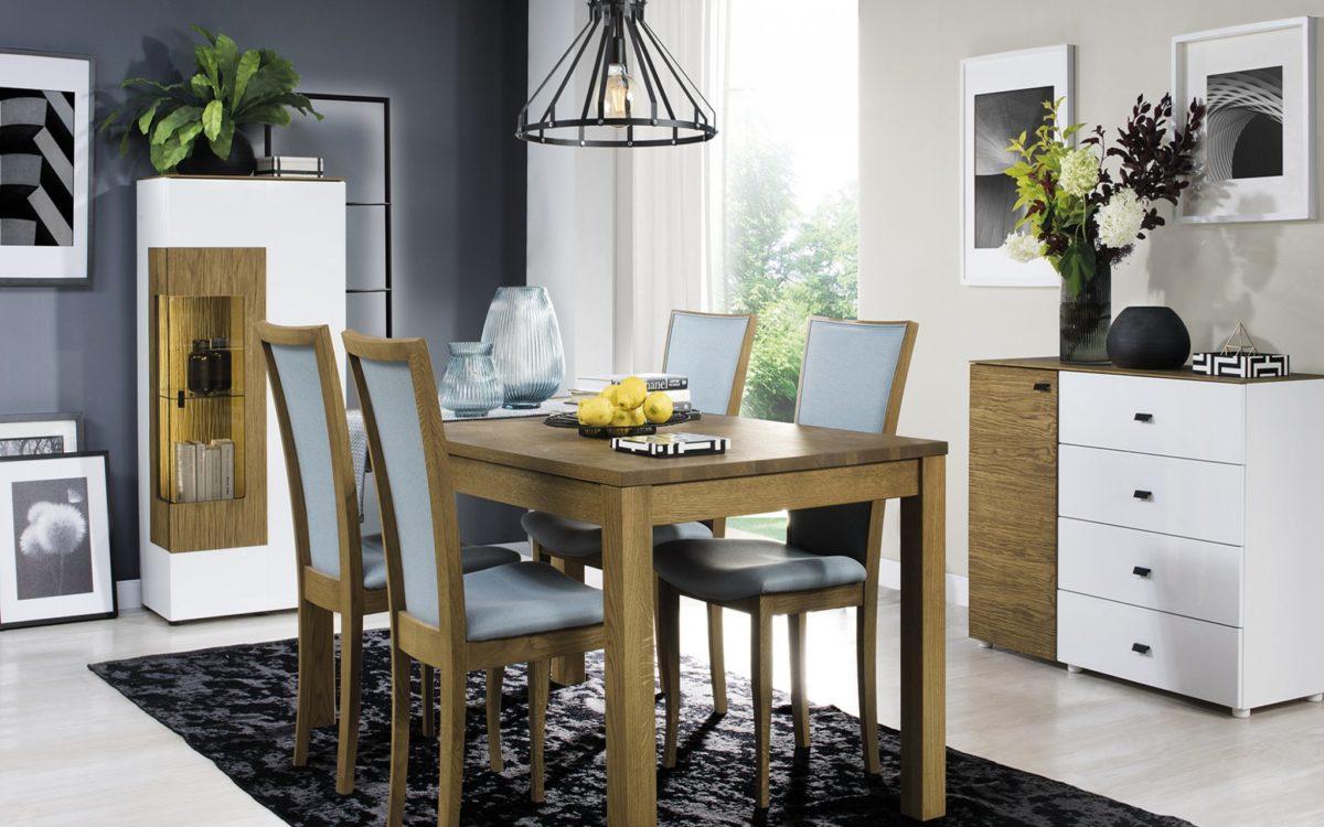 Польская мебель Rio столовая taranko_rio_aranz_jadalnia 2
