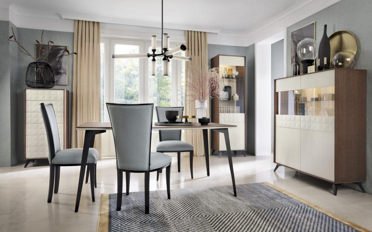 Польская мебель Zoom Столовая taranko_zoom_aran_jadalnia