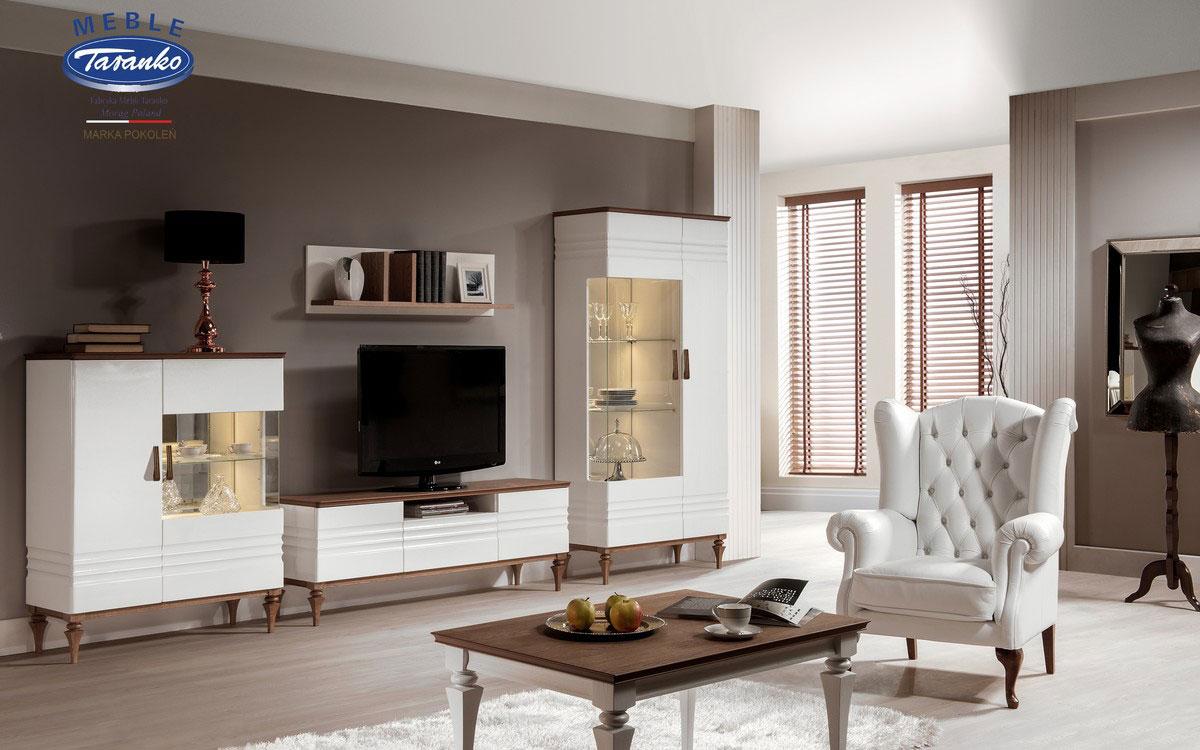 Польская мебель Torino вітальня TORINO ARANŻ 1