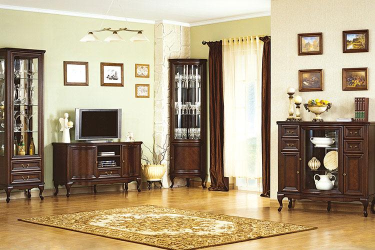 Польская мебель Wersal гостиная Wersal foto10