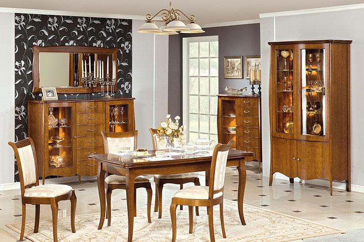 Польская мебель Louis столовая Louis foto3