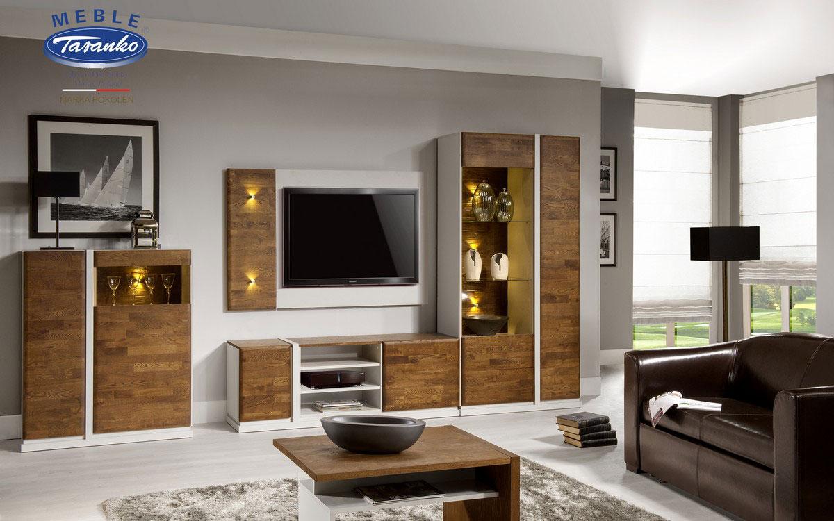 Польская мебель Siena вітальня SIENA ARANŻ 1