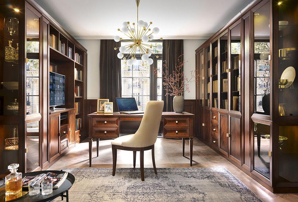 Польская мебель Monaco главная