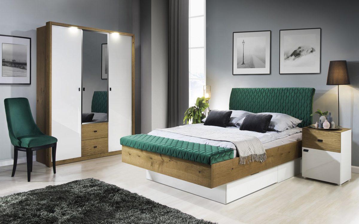 Польская мебель Rio Спальня taranko_rio_aranz_sypialnia_1
